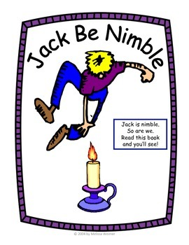 Jack Be Nimble Classbook