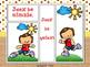 Jack Be Nimble - Comic Strip Nursery Rhyme Story Telling - PPT Edition
