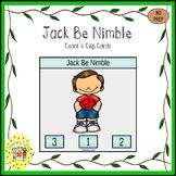 Jack Be Nimble Task Cards