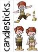 Jack Be Nimble Interactive Book and Activities