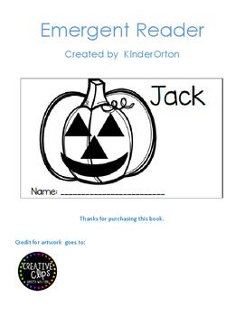 Jack - Emergent Reader