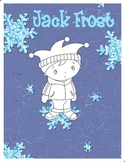Jack Frost Literacy and Math Activities