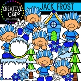 Jack Frost: Winter Clipart {Creative Clips Clipart}