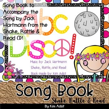 Jack Hartmann Fun Music Book Mega Bundle