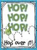 Jack Hartmann Hop Over It Fun Music Book