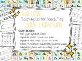 Jack Hartmann Learning Letter Sounds Alphabet Pack
