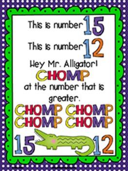 Jack Hartmann Mr Alligator Can Chomp Fun Music Book