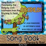 Jack Hartmann Mr Crocodile Fun Music Book