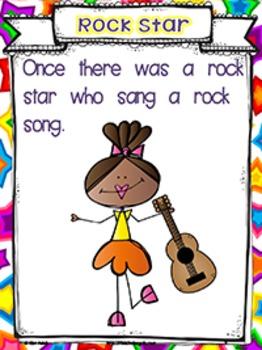Jack Hartmann Silly Rock Star Fun Music Book