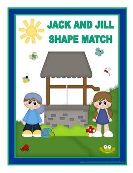 Jack & Jill Shape Match