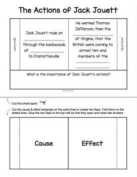 Jack Jouett Packet (VS.5c)