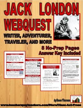Jack London: WebQuest Research