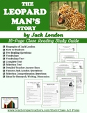 """Jack London: """"The Leopard Man's Story"""" Close Reading Study Guide"""