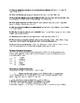 """Jack London's """"To Build a Fire"""" Quiz (w/ Answer Key("""