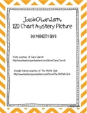 Jack-O-Lantern 120 Chart Mystery Picture Activity