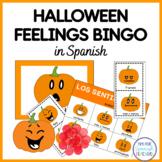 Halloween Feelings Bingo {Spanish}
