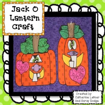 Jack O Lanterns, Halloween Crafts, October Crafts
