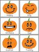 Jack-O-Lantern Emotional Drawing Activity