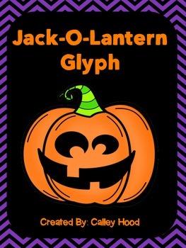 Jack O' Lantern Glyph (Halloween)