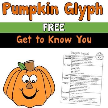 free jack o lantern glyph - Halloween Glyphs