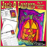 Jack-O-Lantern : Halloween Art Project