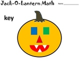 Jack-O-Lantern Math Multiplying Fractions