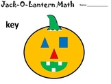 Jack-O-Lantern Math- Solving Equations