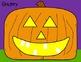 Jack-O'-Lantern Pumpkin Booklet, Rebus Poem, and Craftivit