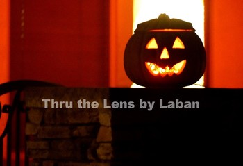 Jack O Lantern Pumpkin Stock Photo #223