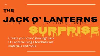 Jack O Lantern Surprise