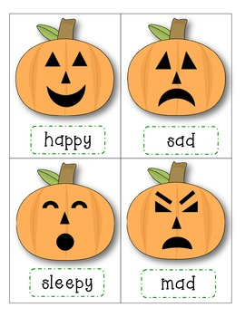 Jack O'Happy {poem and writing activity}