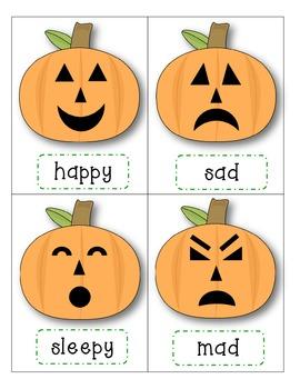 Jack O'Happy {poem and writing activity}