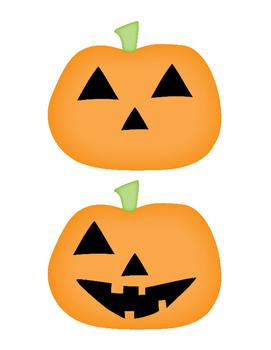 Jack O'Lantern Faces---What's Missing?