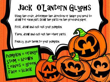 Jack O'Lantern Glyphs