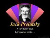 Jack Prelutsky Book Talk... presentation of his books
