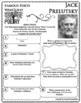 Jack Prelutsky - WEBQUEST for Poetry - Famous Poet