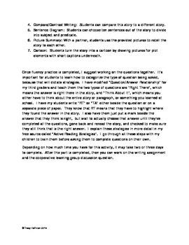 Jack Rabbit's Wisdom Spot - Common Core Literacy Packet