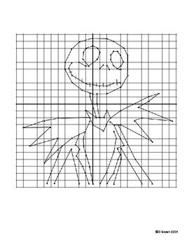 Jack Skellington Graph