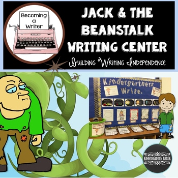 Jack & The Beanstalk Independent Writing Practice