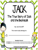 Jack -  The True Story of Jack and the Beanstalk Novel Stu