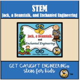 Fairy Tale STEM Activity with Jack and the Bean Stalk