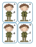 Jack and Beanstalk Capital to Capital Clip Cards