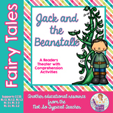 Reader Theater Fairy Tales Jack and the Beanstalk RL3.1, R