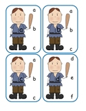 Jack and Beanstalk Lower to Lower Clip Cards