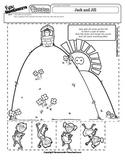 Jack and Jill - Nursery Rhyme Activity
