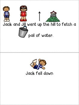 Jack and Jill Activities