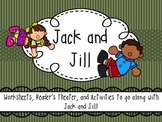 Jack and Jill - Activity Pack / Reader's Theater