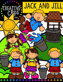Jack and Jill {Creative Clips Digital Clipart}