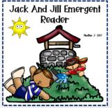 Jack and Jill Emergent Reader