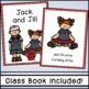 Jack and Jill Nursery Rhyme Emergent Reader & Class Poster